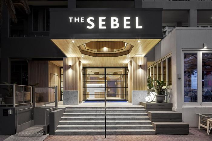 环保自然的北欧风悉尼塞贝尔酒店改造设计方案