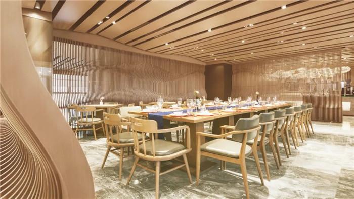 深圳云著精品商务酒店餐厅设计  探索商旅酒店设计新方式