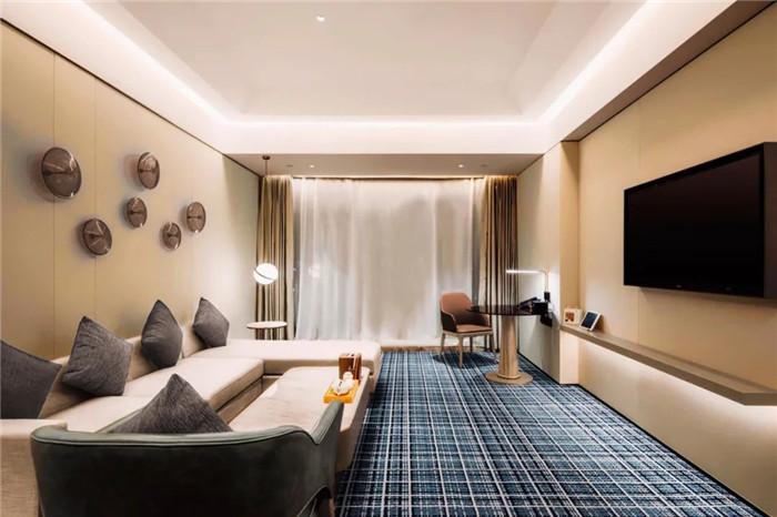 深圳云著精品商务酒店客房设计  探索商旅酒店设计新方式