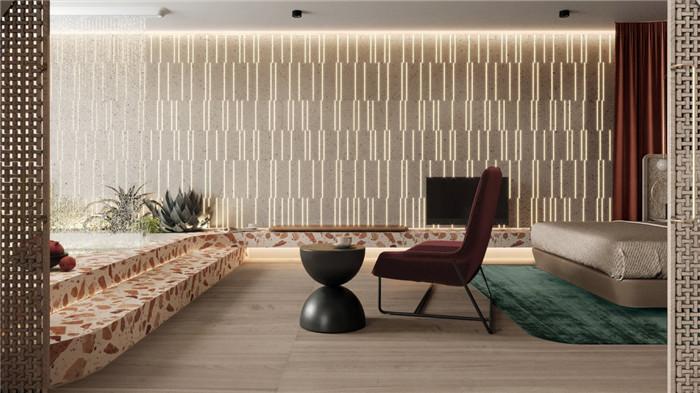 勃朗酒店设计公司推荐国外轻奢风豪斯酒店客房设计