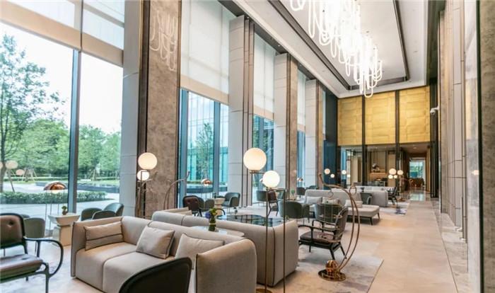 勃朗走进杭州远洋凯宾斯基酒店  见证百年酒店变迁
