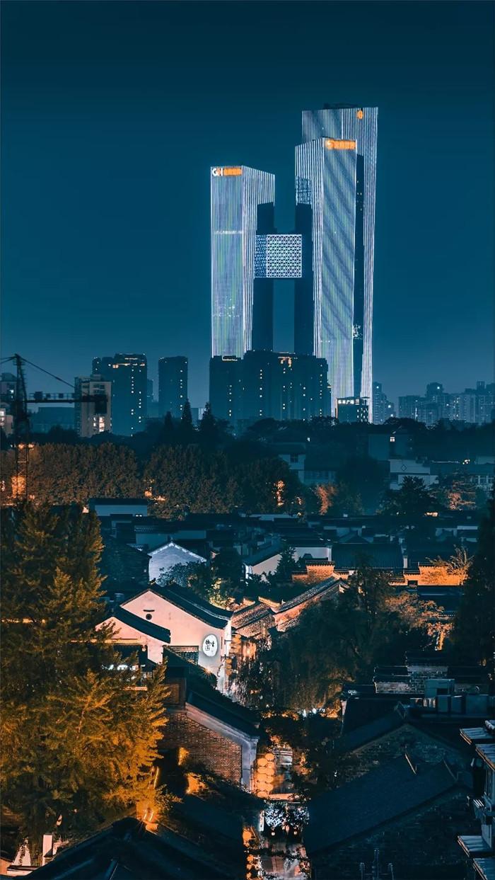 知名酒店设计公司杨邦胜新作:南京金鹰G酒店建筑设计