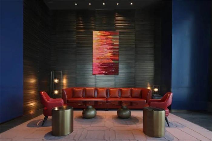 知名酒店设计公司杨邦胜新作:南京金鹰G酒店室内设计