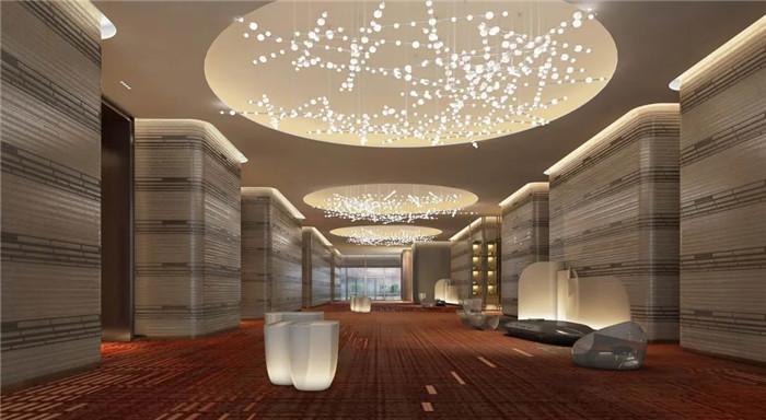 知名酒店设计公司杨邦胜新作:南京金鹰G酒店设计方案