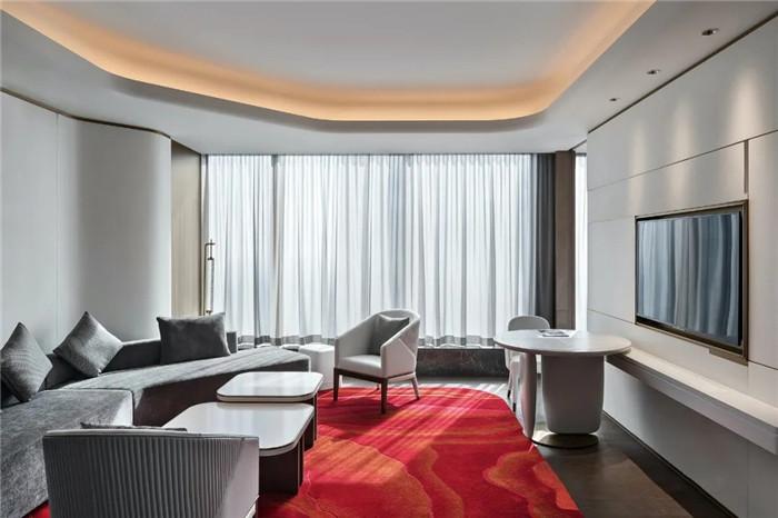 知名酒店设计公司杨邦胜新作:南京金鹰G酒店客房设计方案
