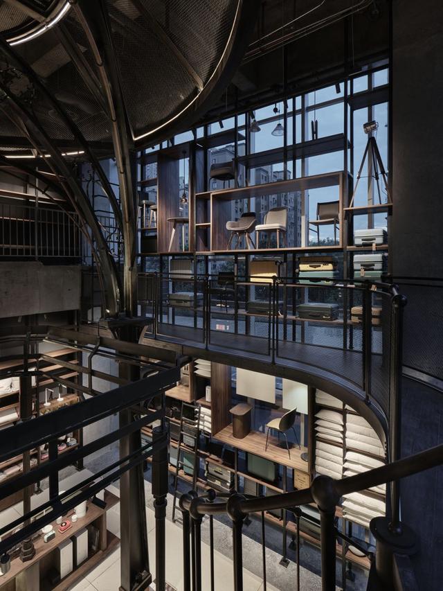 万达+京东联手打造宁波万达美华跨界IP酒店售卖区设计