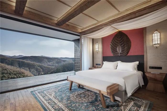 云南景洪森氧villa东南亚风度假酒店景观客房设计方案