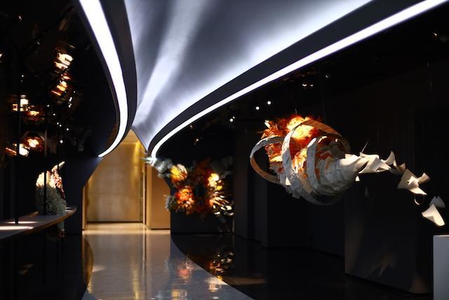 亚朵首家新知社区中心酒店——爱琴海亚朵S酒店活动区设计