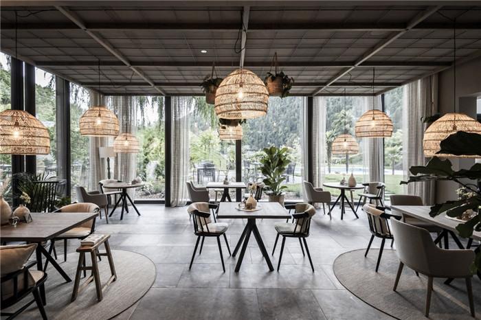 城市郊游目的地   意大利小镇休闲度假酒店餐厅设计方案