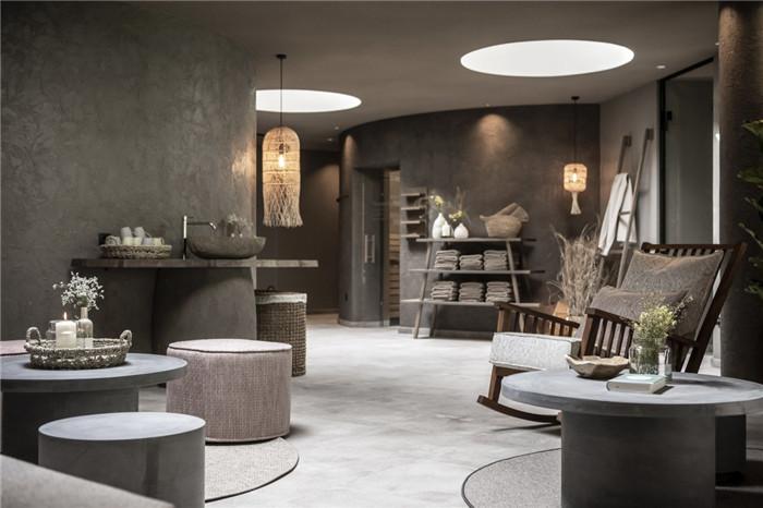 城市郊游目的地   意大利小镇休闲度假酒店室内设计方案