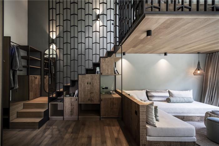 城市郊游目的地   意大利小镇休闲度假酒店客房设计方案