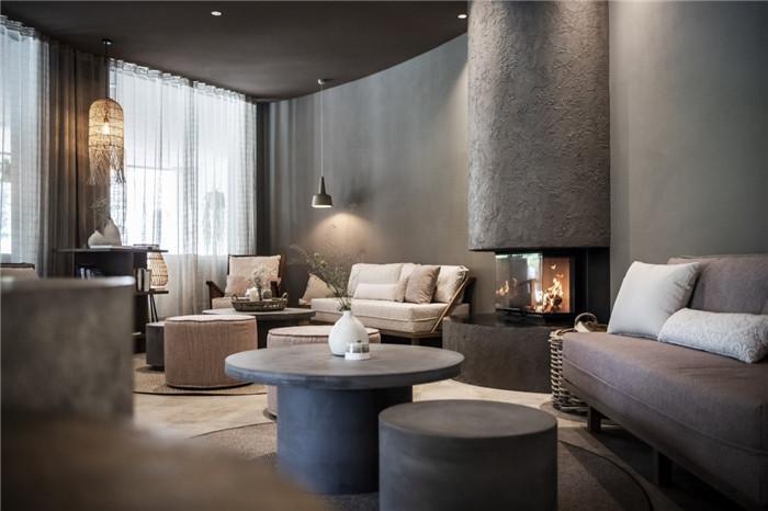 城市郊游目的地   意大利小镇休闲度假酒店设计方案