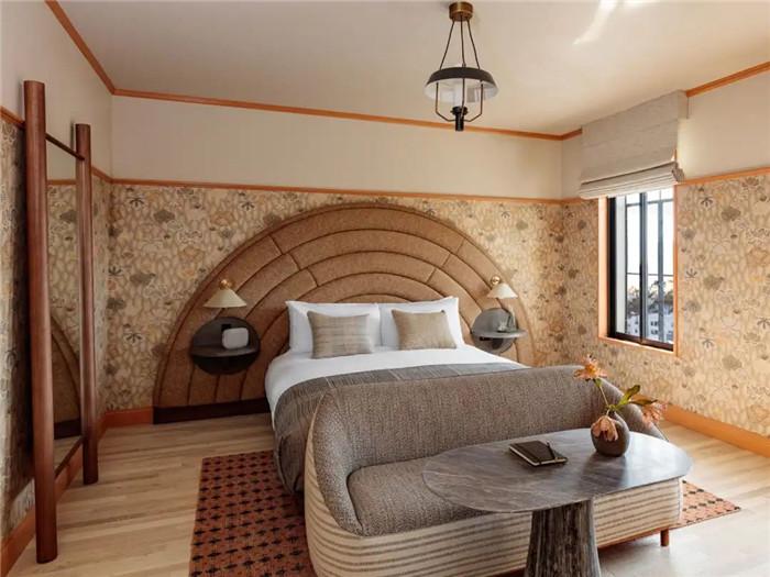 轻奢异国情调Proper精品度假酒店客房改造设计方案