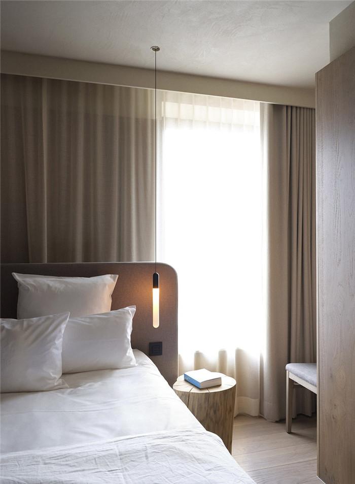 国外高端精品酒店设计推荐:Vignée庄园酒店客房设计