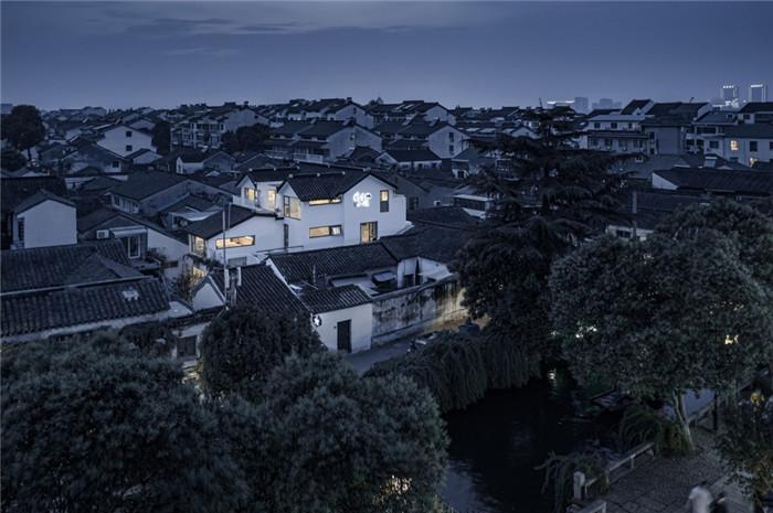 特色小微精品酒店设计推荐:苏州东花里精品酒店设计