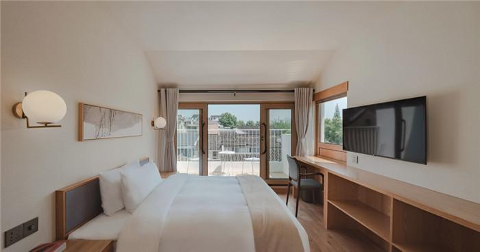 特色小微精品酒店设计推荐:苏州东花里精品酒店客房设计