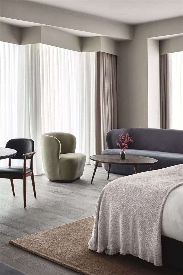 伦敦空中花园时尚豪华酒店&酒店公寓装修设计方案