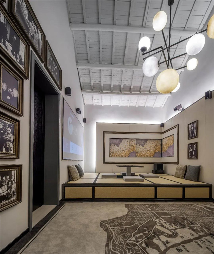 电影跨界酒店  沉浸式电影主题杭州殿影精品酒店客房设计