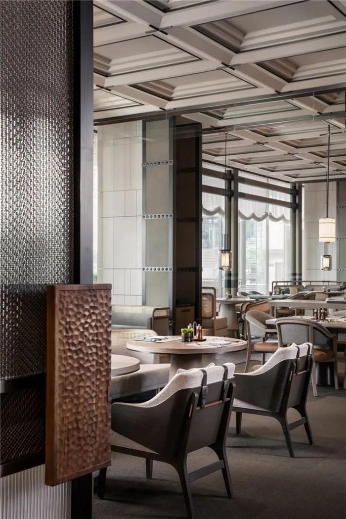 看东西方文化交融  西安洲际国际标准五星级酒店设计图