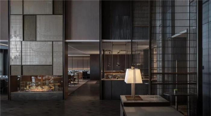 看东西方文化交融  西安洲际国际标准五星级酒店设计方案