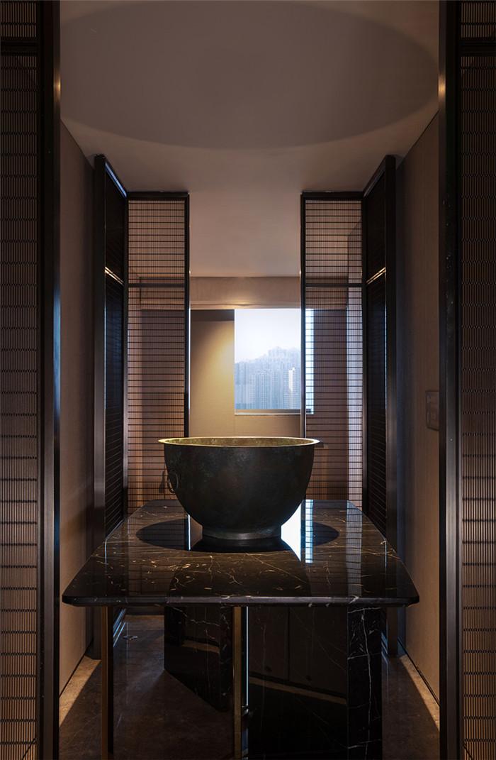 看东西方文化交融  西安洲际国际标准五星级酒店设计案例