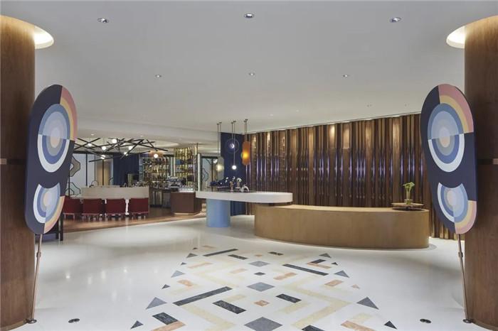 集新潮与古韵于一体的西安花间堂忆昔精品酒店设计
