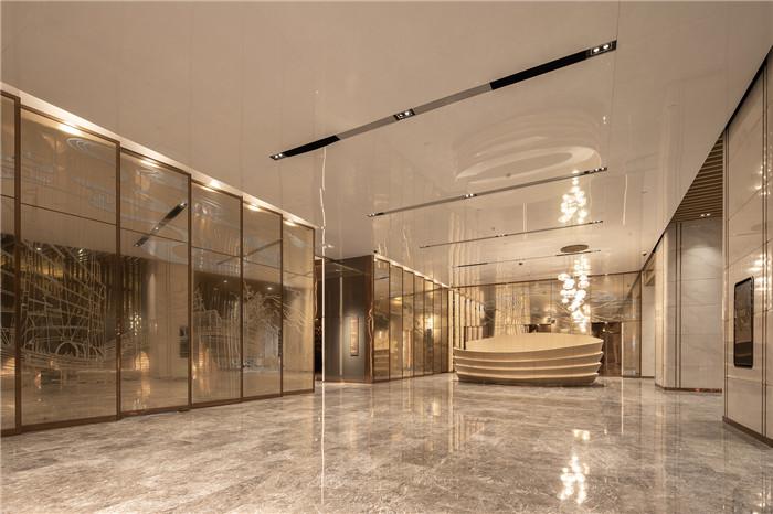 知名设计公司CL3新作:重庆洲际洲际酒店室内设计
