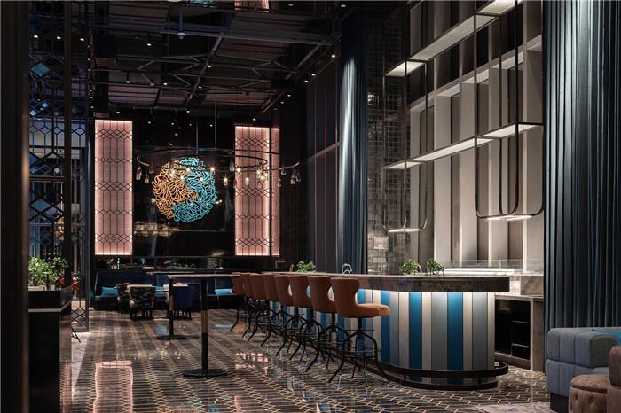 知名设计公司CL3新作:重庆洲际洲际酒店餐厅设计