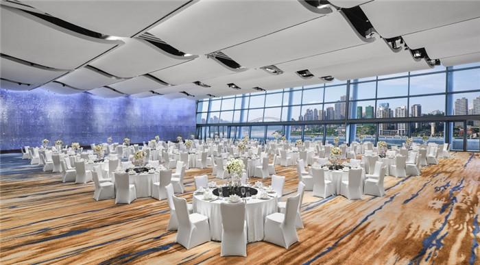 知名设计公司CL3新作:重庆洲际洲际酒店宴会厅设计
