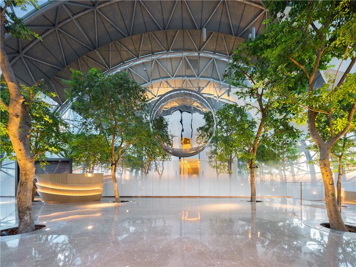 知名设计公司CL3新作:重庆来福士住宅区设计
