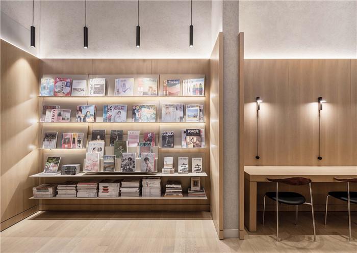 酒店书吧设计-念念行旅  一个主打阅读的小型精品酒店设计案例