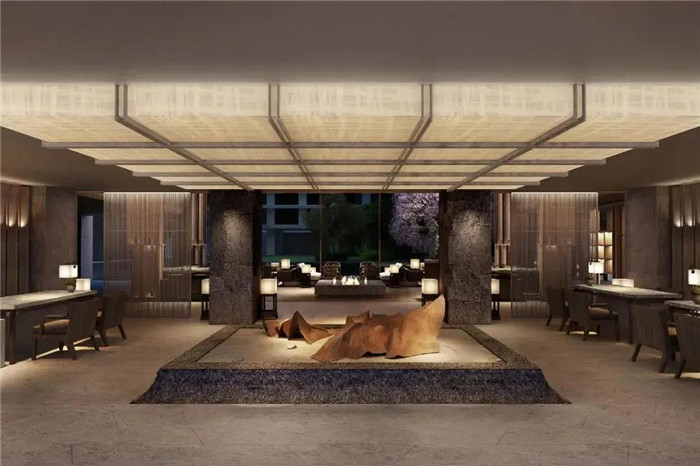 勃朗酒店设计前瞻-京都三井豪华精选酒店及水疗中心设计