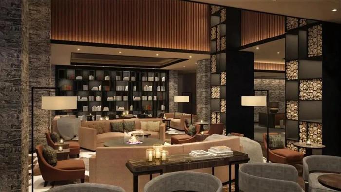 新雪谷度假村丽思卡尔顿隐世精品度假酒店设计