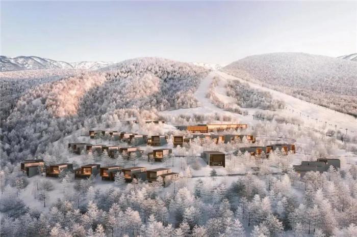 二世谷安缦酒店设计