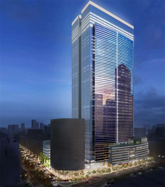 东京宝格丽酒店设计