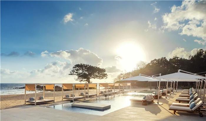 顶级奢华度假酒店设计   马来西亚One&Only别墅酒店