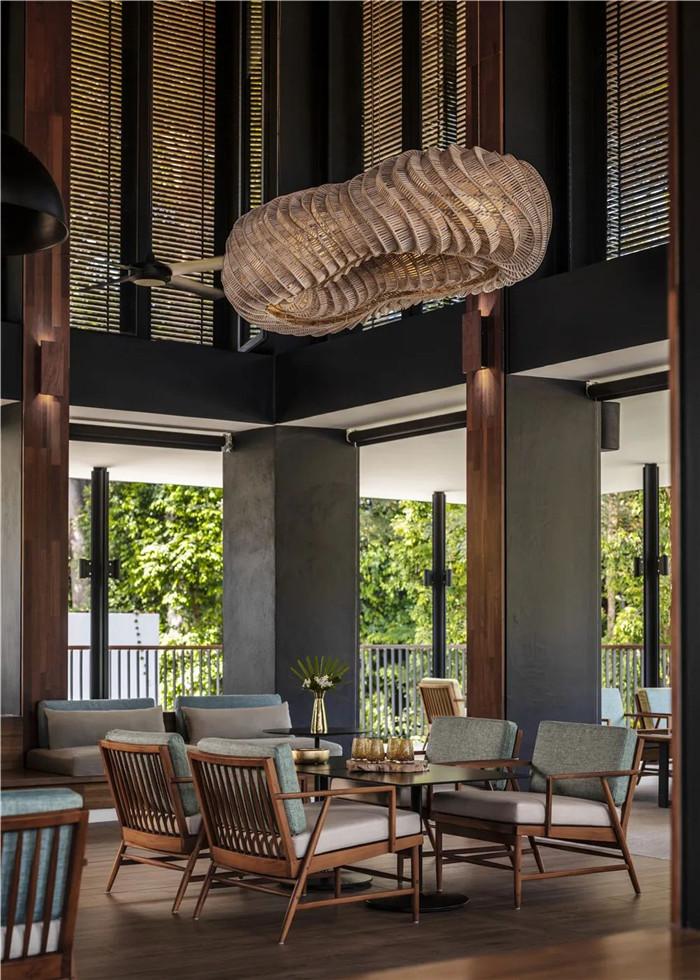 顶级奢华度假酒店设计   马来西亚One&Only别墅酒店设计方案