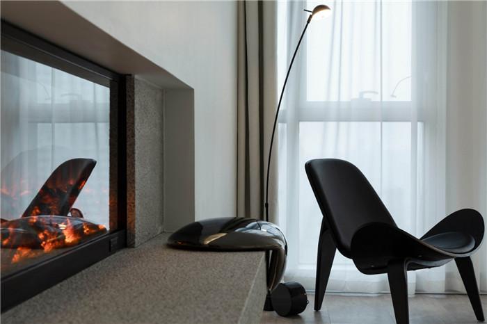 酒店客房设计图-以水为灵感的都市网红精品酒店设计方案