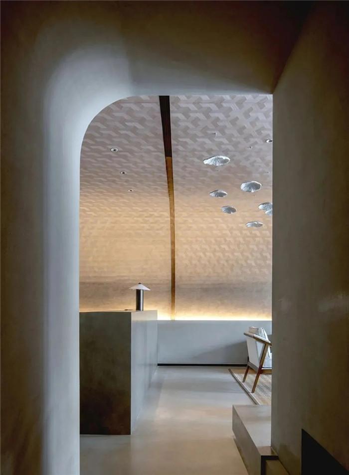云南3000平度假酒店翻新改造设计案例  邂逅简约之美