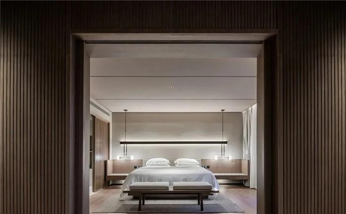 客房设计-云南3000平度假酒店翻新改造设计案例  邂逅简约之美