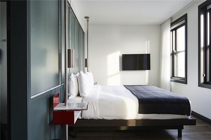郑州酒店改造设计公司推荐国外办公楼改酒店设计案例
