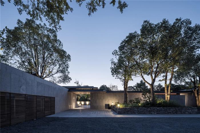 将西溪湿地美态融入室内的杭州木守度假酒店设计案例