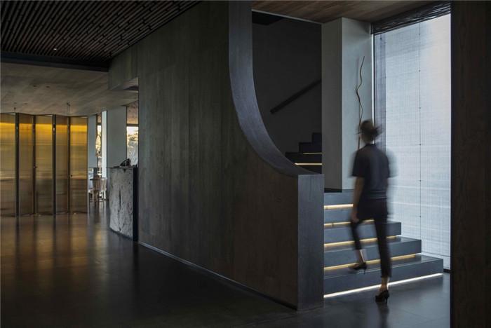 将西溪湿地美态融入室内的杭州木守度假酒店室内设计