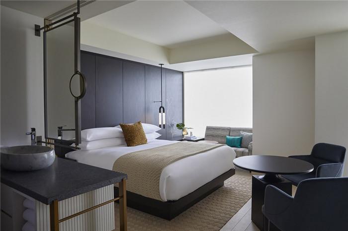 日本最新精品酒店设计:东京Kimpton酒店设计赏析