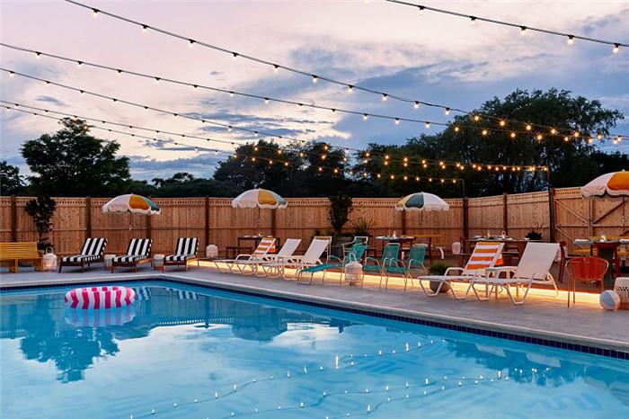勃朗酒店翻新改造设计公司分享怀旧风酒店改造设计