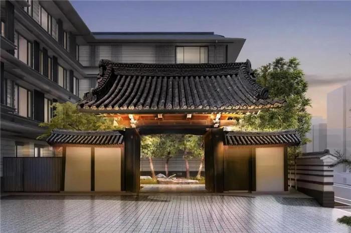 京都三井豪华精选酒店设计