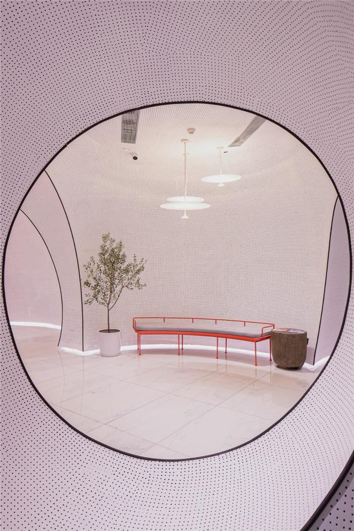 国内最新潮艺术精品酒店设计推荐:尚美水晶酒店设计案例