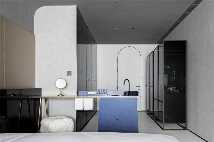 国内最新潮艺术精品酒店设计推荐:尚美水晶酒店设计