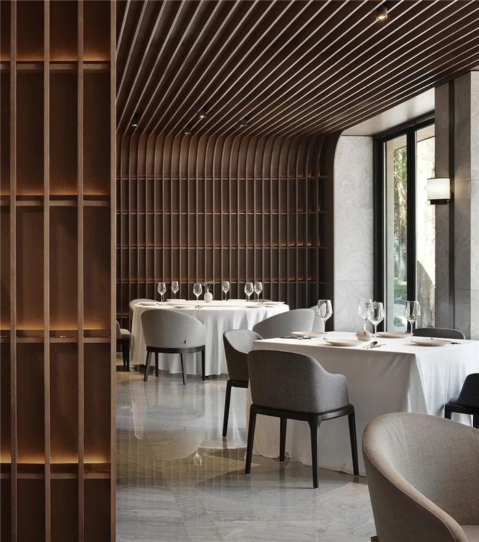 以江南绝美画境为灵感的扬州迎宾馆改造设计方案
