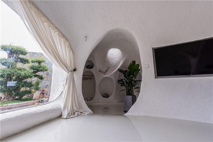 超有趣的穴居体验  云南特色蚁穴主题民宿设计方案